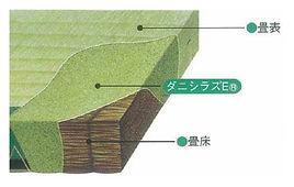 東海機器工業,ダニシラズE,畳の防虫剤,畳,防虫剤
