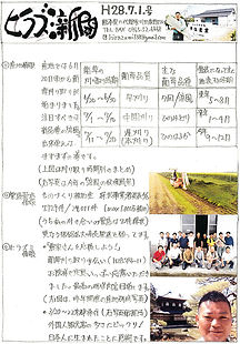 平住産業,畳表,熊本県八代郡,ひらずみ新聞,7月号