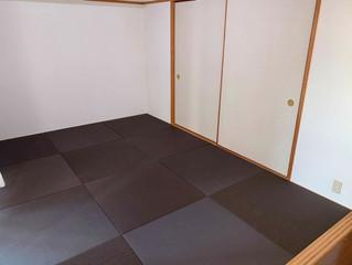 新畳 / へり無し半畳(カラー畳表)