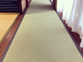 縁側に畳を敷いて和室を広く使いたい