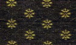 金蝶 花 黒