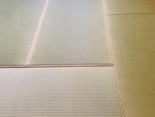 表替え / 熊本産畳表「ひのはるか」男前表(経糸:麻綿)