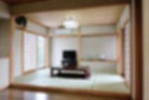 熊本県,畳表,卸問屋,北川重義商店,和室