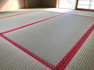 新柄の畳縁使用(熊本県産畳表 )