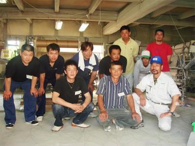2008三重県畳組合青年部㈫