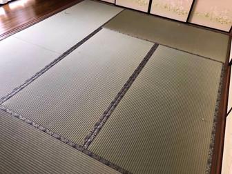長年使われてきた、畳、襖をキレイにしたい