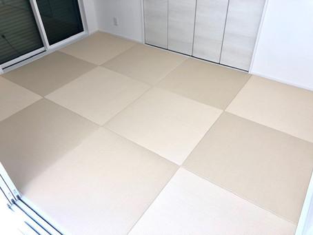 新畳 琉球畳