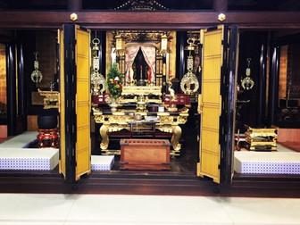お寺の行事ごとが続くので畳の入替え工事依頼