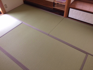 新畳 上床ダイケン表 / ふすま張替え