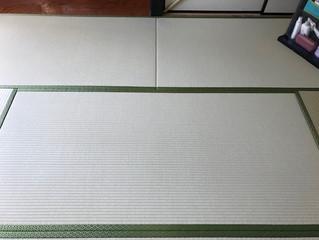 新畳 / 和紙表