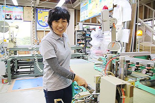 畳の製作8