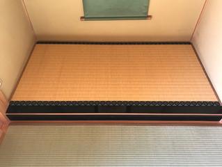 床の間 / 張り替え