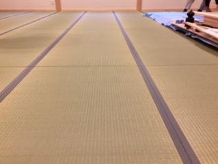 新畳 / 熊本男前表(神社40畳)