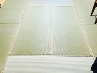 表替え / 熊本産畳表「ひのみどり」(経糸:綿々)
