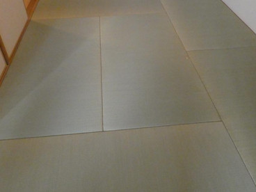 表替え / 国産畳表 目積綿々表使用