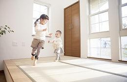滋賀県,東近江市,畳屋,久田畳店,子育て畳