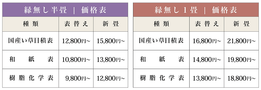 price-tatami_herinashi.png