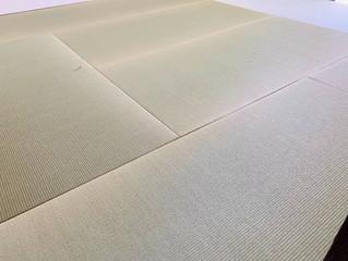 新畳 / 熊本産目積畳表(経糸:綿々)