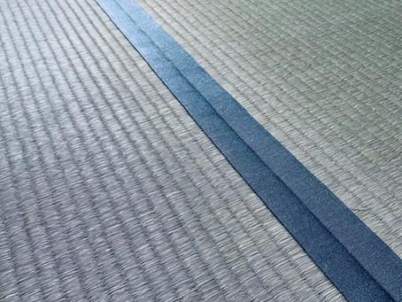 またまた金閣寺と同じ織師さんの畳で納品