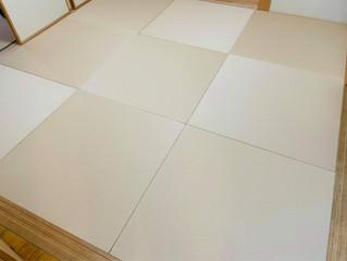 新畳 / ダイケン清流カラー 白茶色