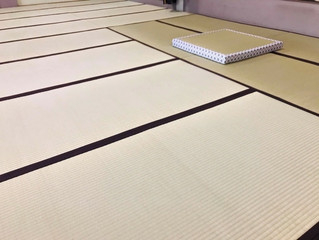 表替え / 熊本産畳表「夕凪」(経糸/麻綿)