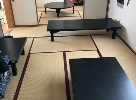新畳 / モダン乱敷き畳(縁ありタイプ)