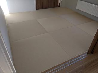 新畳 / 縁無し薄畳