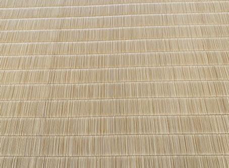 床の間の畳のビフォーアフター