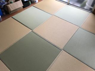 新畳 / ヘリあり和紙表