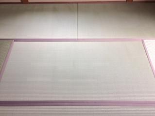 新畳 熊本表