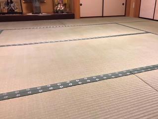 表替え / 6畳間&8畳間(熊本産「夕凪」麻綿畳表)