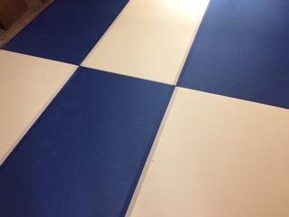 新畳 カラー和紙表