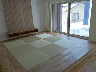 新畳 / ダイケン和紙目積表  若草色