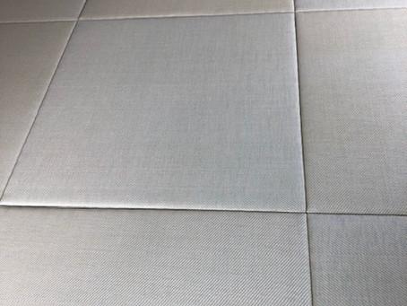 樹脂製綾織表 / 残り24枚分です