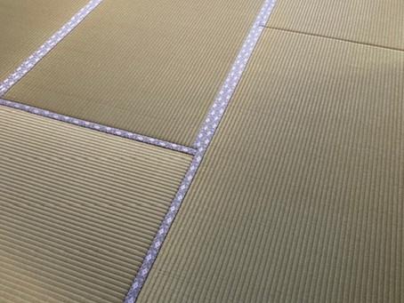 オリジナル畳表(クッション加工+プレミアム防虫紙)
