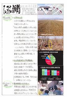 平住産業,畳表,熊本県八代郡,ひらずみ新聞,2019年3月号