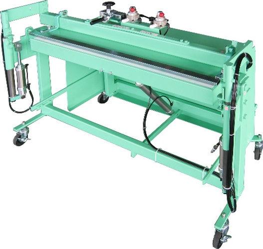 東海機器工業株式会社,畳,东海精巧型席面折弯机