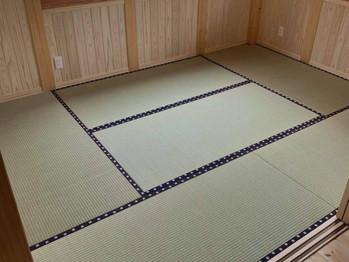 新畳:熊本県産畳表