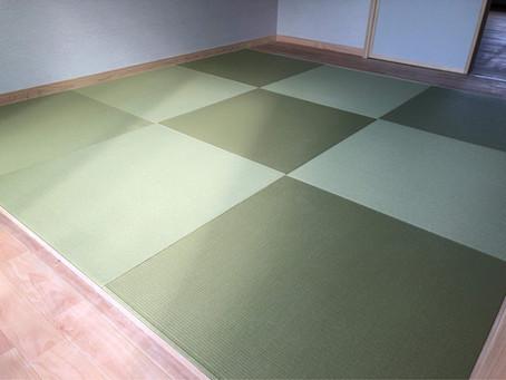 新畳 / 高砂(たかさご)・和紙表