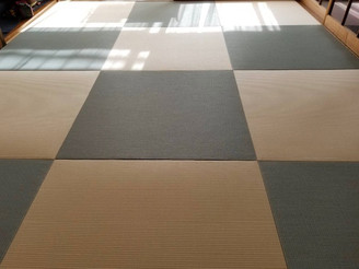 新畳 / 縁無半畳 ダイケン和紙表