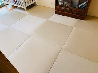 新畳 / 縁無し半畳 ダイケン清流カクテルフィット