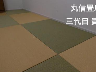 新畳 / ダイケン綾波 01銀白✕02黄金色