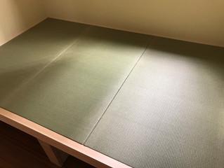 新畳(新築物件 )/ 縁なし畳:熊本県産目積表