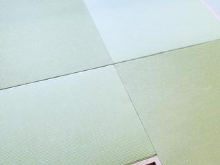 新畳 / 縁無し畳 ダイケン清流 銀白色