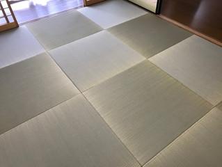 新畳 / 目積表