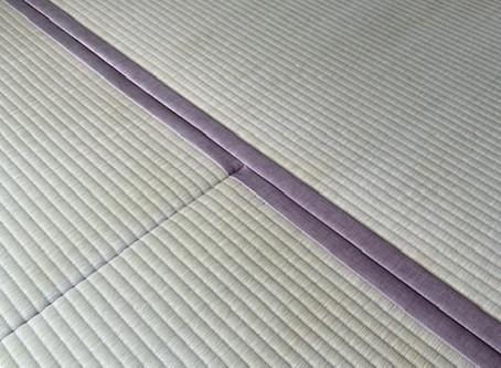 畳表の下の中身にこだわった超機能畳で表替え