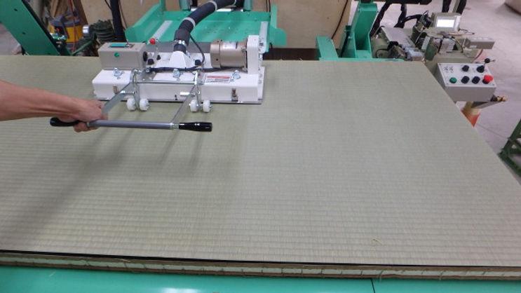 藤吉畳店,畳製作