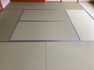 新畳 / 縁あり和紙表