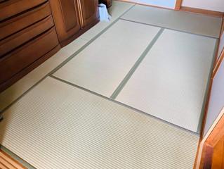 表替え / 熊本産畳表「涼風」(経糸:麻綿)
