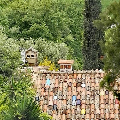Les belles toitures